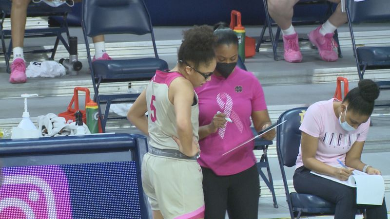 Since joining the team in January as an enrollee, she's playing in six games, averaging more...