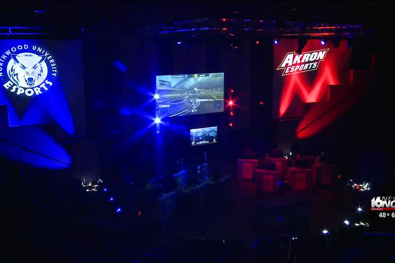 The gaming center inside Bendix Arena in South Bend is getting a new name under its new...