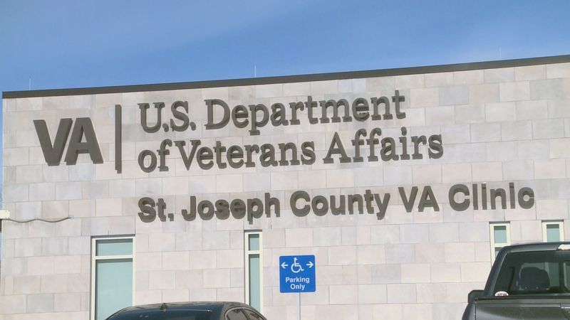 Several veterans in our community were able to receive their first dose of the COVID-19 vaccine...