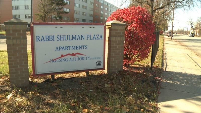 Rabbi Shulman Plaza Apartments in need of major repairs