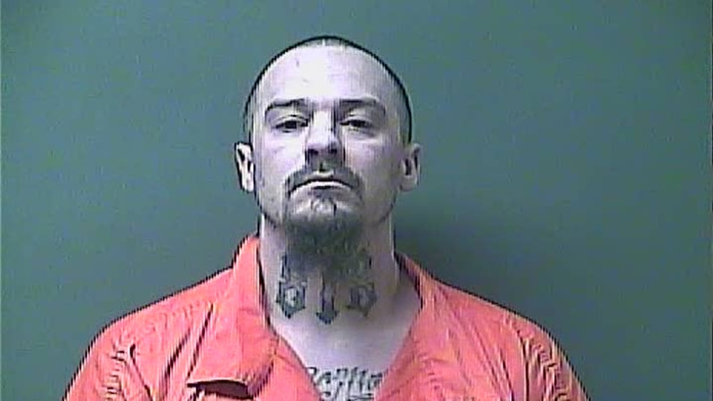 An Illinois man has been arrested in La Porte County after a car chase with police.