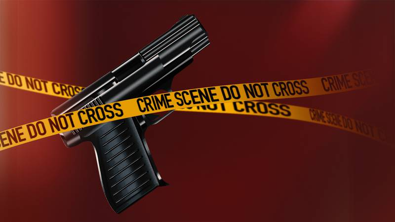 One person has been shot in an early Sunday morning shooting.