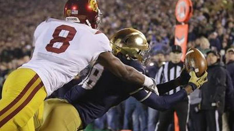 The Trojans come to South Bend Saturday after a year off from playing the Fighting Irish.