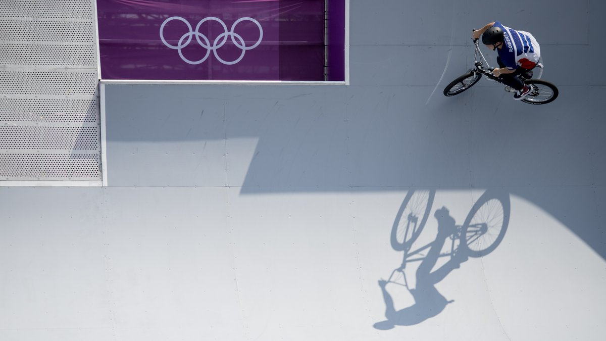 United States' Hannah Roberts trains at the 2020 Summer Olympics, Wednesday, July 28, 2021, in...