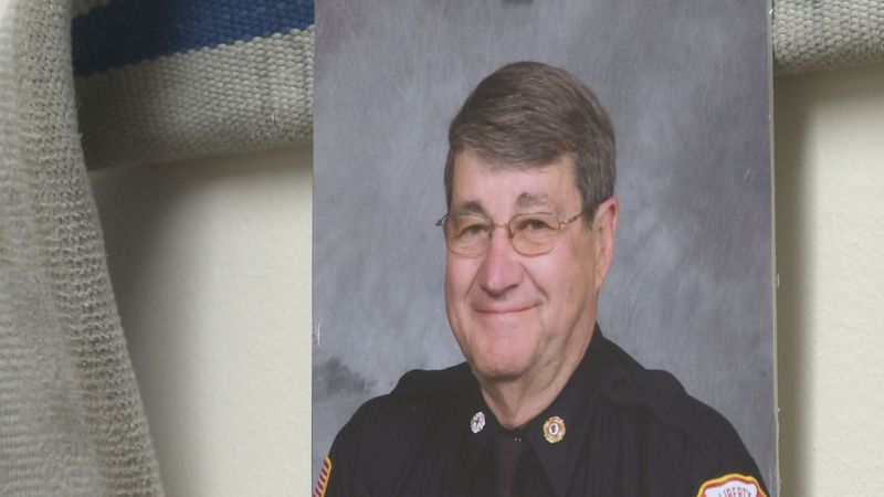 People in North Liberty are mourning the loss of a well-known community member.
