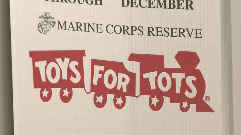 WNDU is hosting our annual Toys for Tots drive Saturday tomorrow morning, and it's going to...