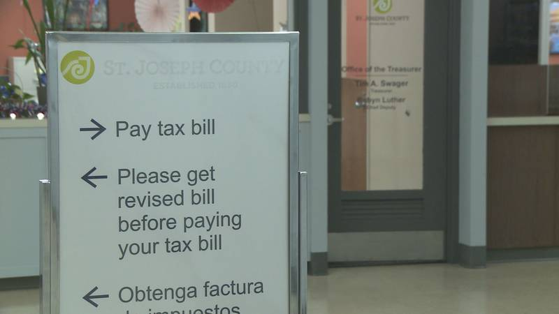 If you are a homeowner in St. Joseph County and owe back property taxes, the County Treasurer...