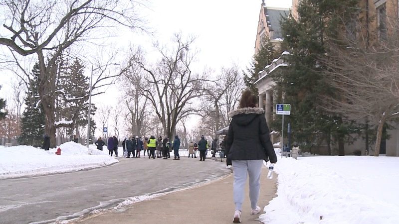St. Mary's College held a virtual walk in solidarity with St. Margaret's House.