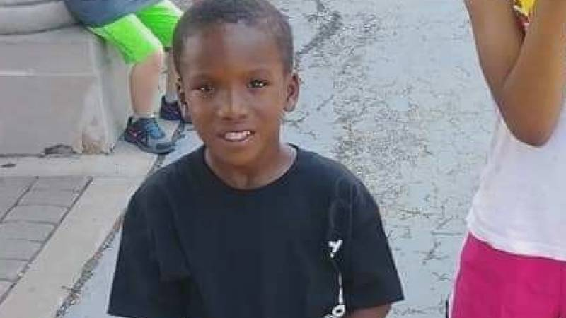 8-year-old Nyshaun Finch suffered critical injuries in a May 23rd fire in Elkhart.