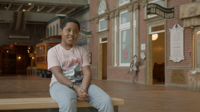 All the great things about 10-year-olds can be summed up by meeting K'ymari. He's energetic,...