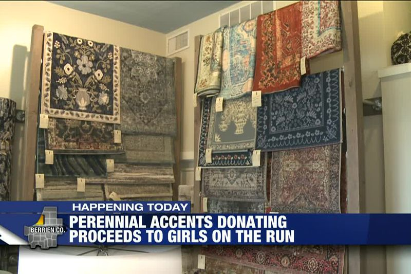 Perennial Accents raising money for Girls on the Run Southwest Michigan