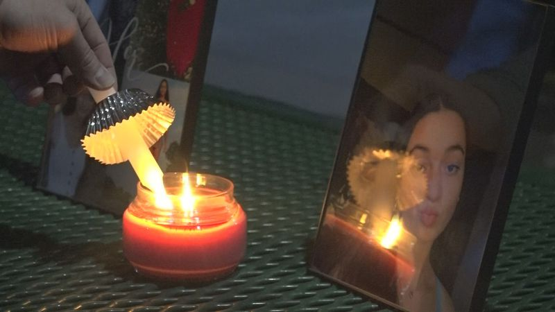 Vigil held Saturday night for missing Syracuse girl