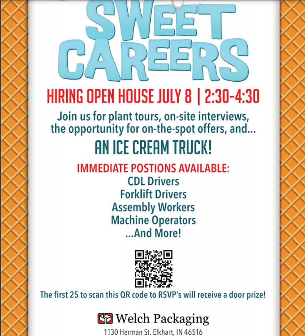 Job fair happening on Thursday this week.
