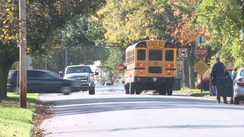 Schools are now able to use and report any video or photo evidence captured of drivers...