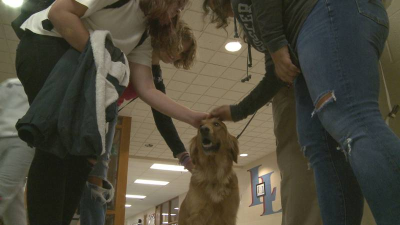 When students arrive to Lakeland Community Schools in LaGrange, Indiana, each day they're...