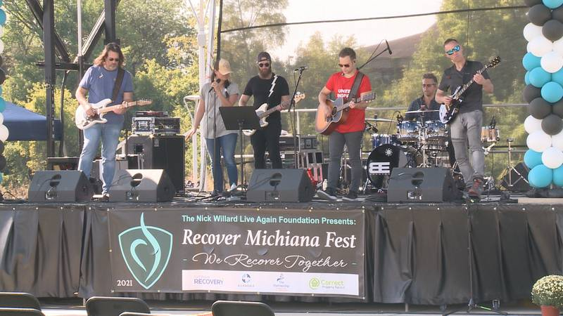 Recover Michiana Fest took place for second year