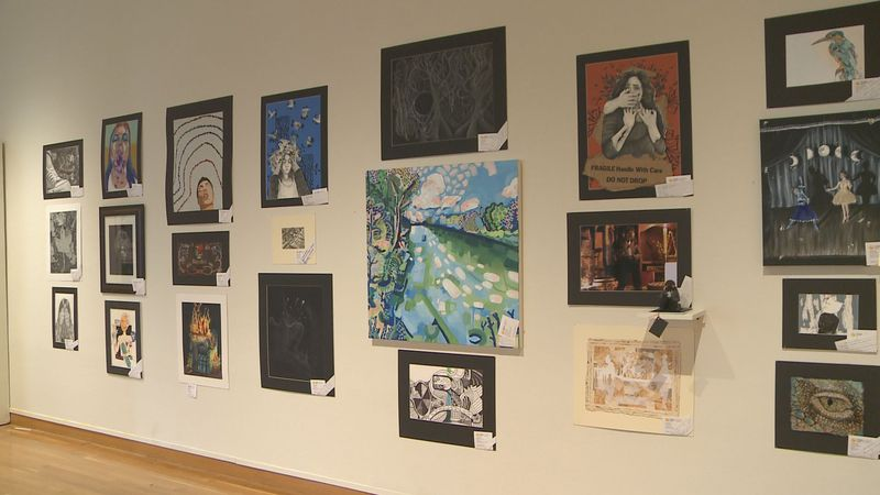 The South Bend Museum of Art is welcoming guests back into the museum for a safe way to spend...