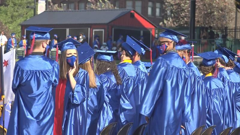 It's graduation weekend for many high school seniors!