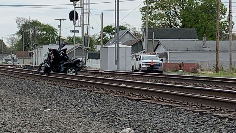 Fatal accident involving train - Mishawaka