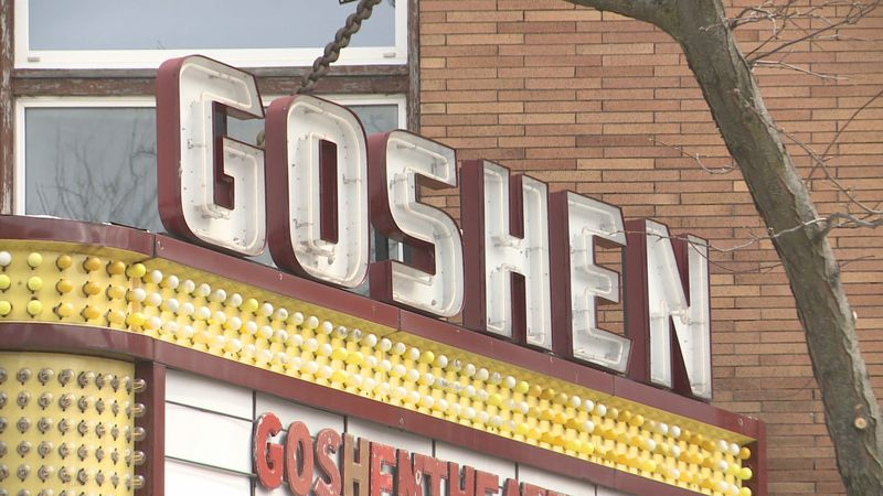 A film premiere Friday night in Goshen is helping tell the incredible story of how a local...