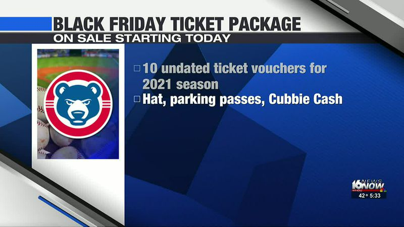 South Bend Cubs offer annual ticket package