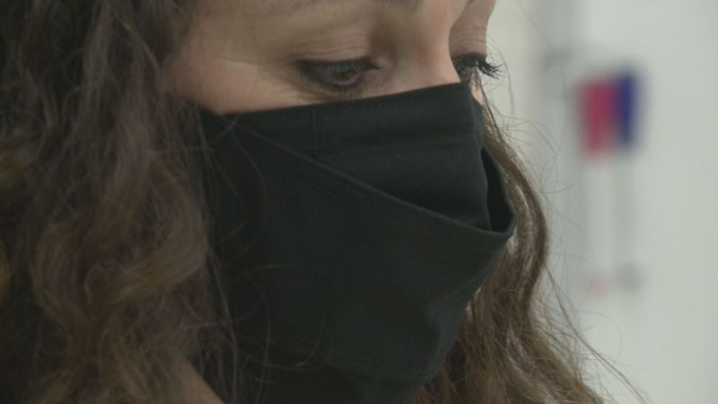 These masks have more space around the mouth which allows people to speak and sing without...