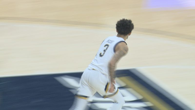 Hubb became the 65th player in Notre Dame history to reach the milestone and the 24th under...