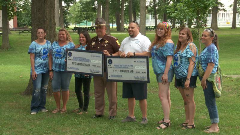 The funds were raised as a result of its June 12 event, which racked up $10,000.