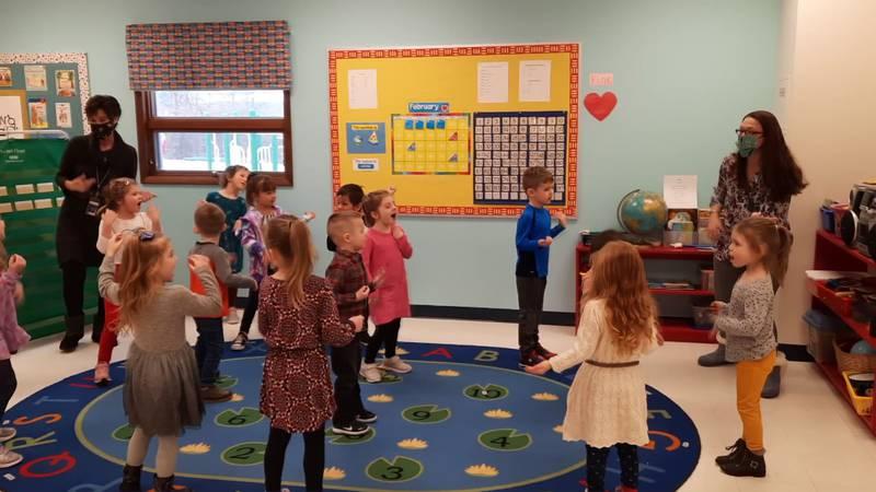 Immanuel Lutheran Preschool in Bridgman, Michigan just got some help with a $1,000 One School...
