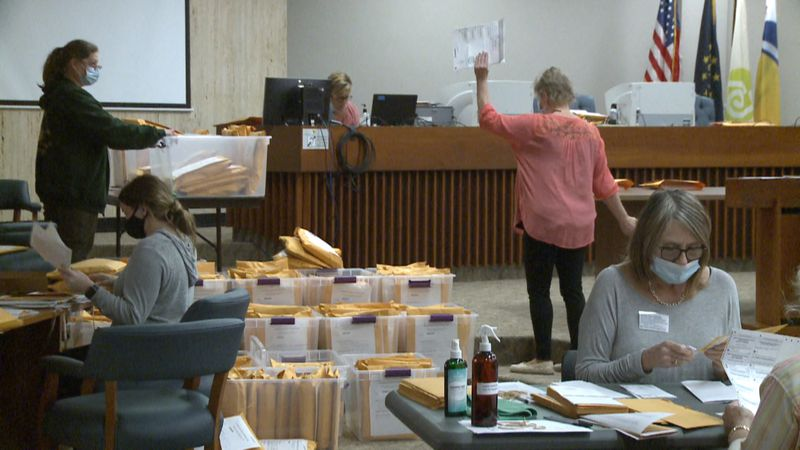 Those thousands of ballots could have a big impact on several local races