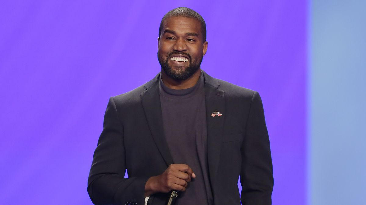 Kanye West says he is running for president in 2020