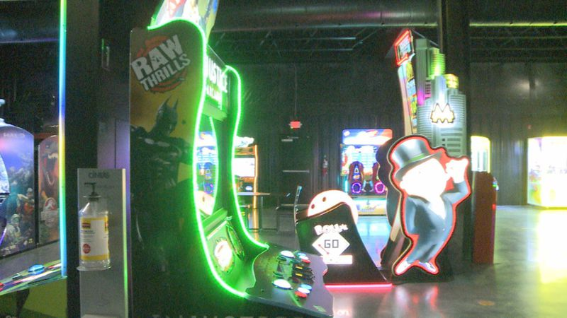The new Generations Adventureplex is now open in Mishawaka.