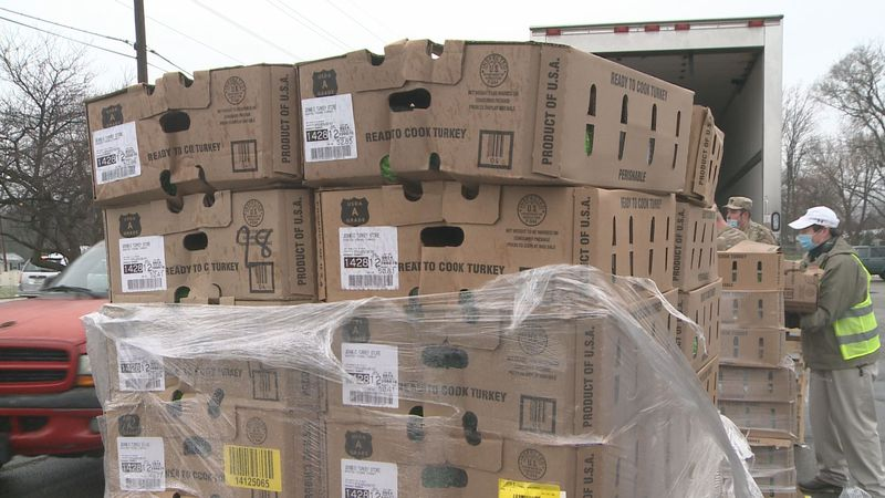 The Food Bank of Northern Indiana is doing its part to make sure people in the community have a...