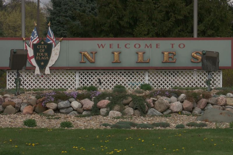 The City of Niles is known for hosting the Four Flags Apple Festival, and the Hunter Ice...