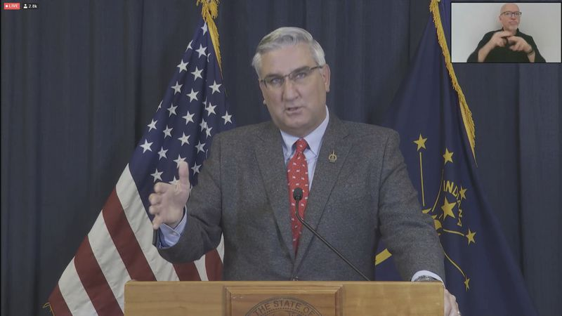 Gov Holcomb
