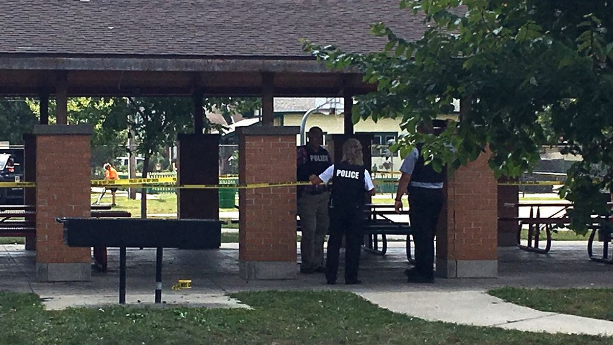 Elkhart Police Investigate Afternoon Shooting