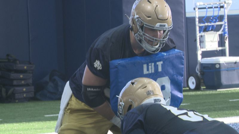 According to our friends over at Irish Illustrated, center Jarrett Patterson will have...
