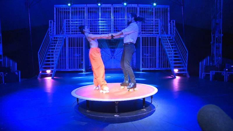 The show is a prison-themed experience, showing you what it's like to be sentenced to life at...