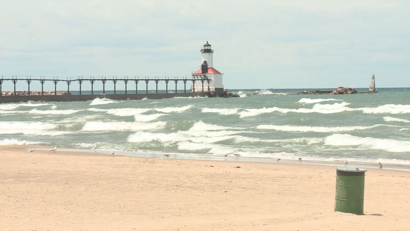 Recent drowning incidents in Lake Michigan have alarmed the public about the safety of swimming...