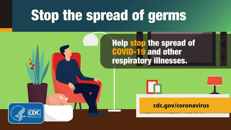 If you are traveling, help stop the spread of COVID-19 and other respiratory illnesses by...