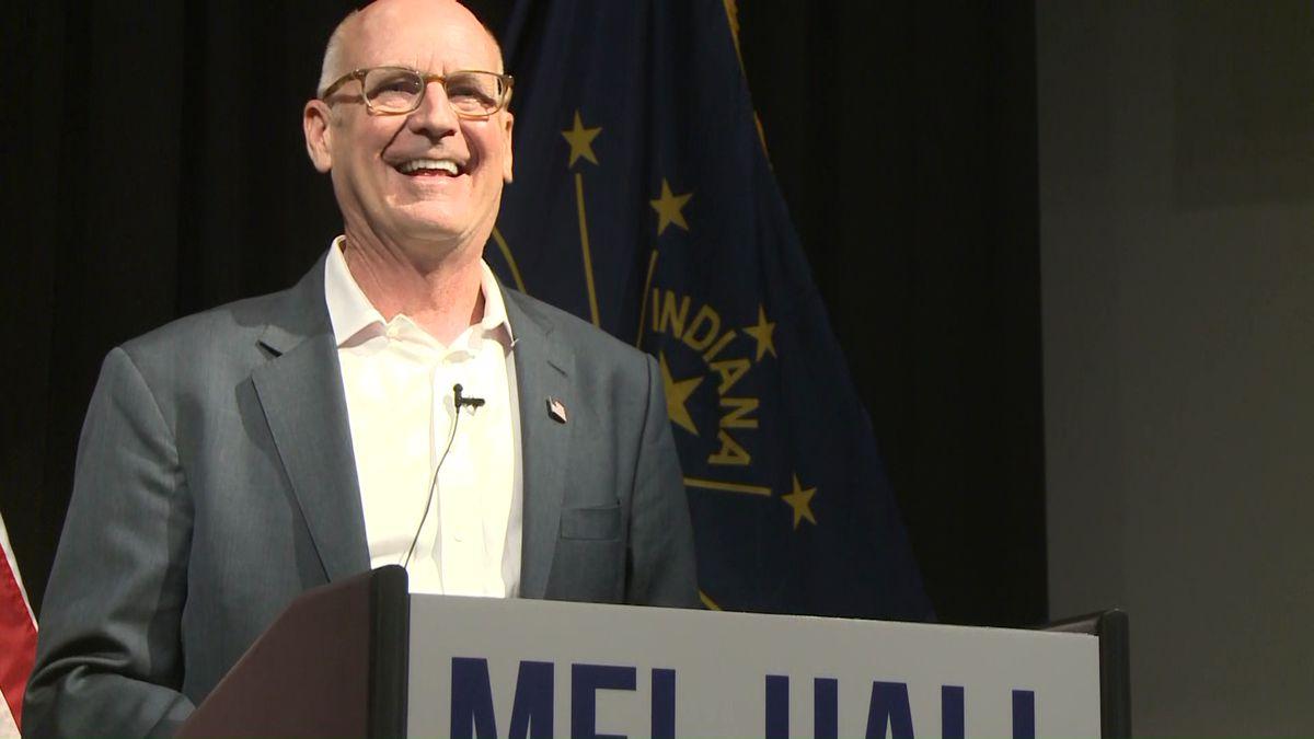 Mel Hall