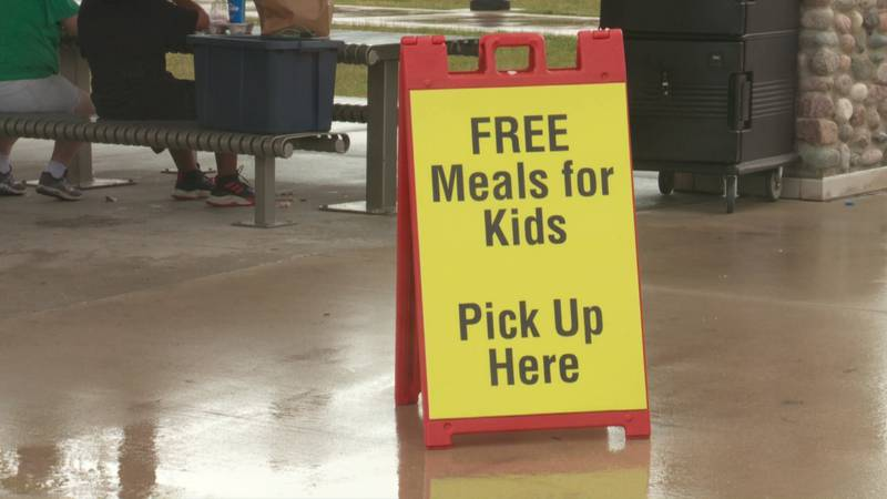 Elkhart Community and Penn Harris Madison schools are offering free lunches this summer.