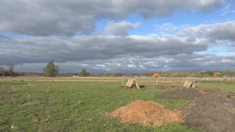 Saint Mary's College launches sustainable farm