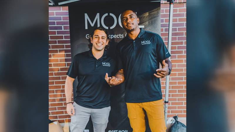 Syal and Wimbush say thousands have athletes have signed up and hundreds of businesses too.