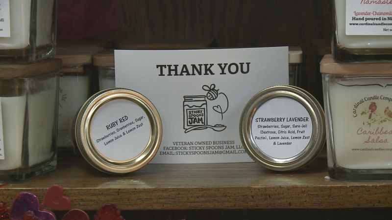 If we're asking 'What's Good', it's the smell of Cardinal Candle Company and the taste of...