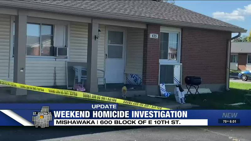 According to Mishawaka Police, the victim was involved in an argument shortly before being shot...
