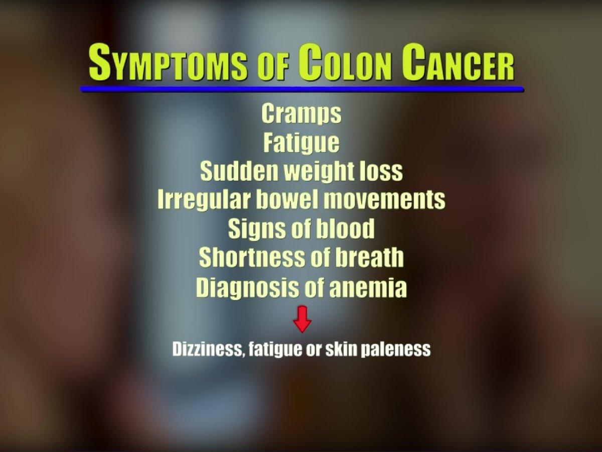 cancer colon johnny