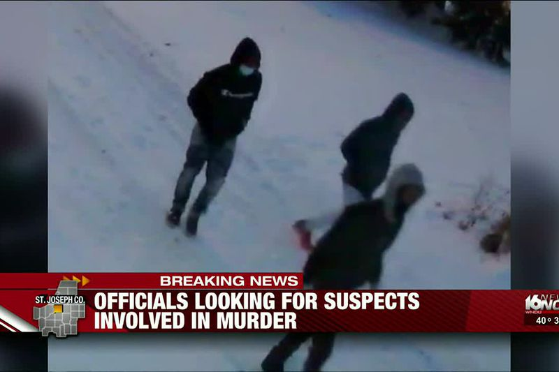 County Metro Homicide searching for shooting suspects