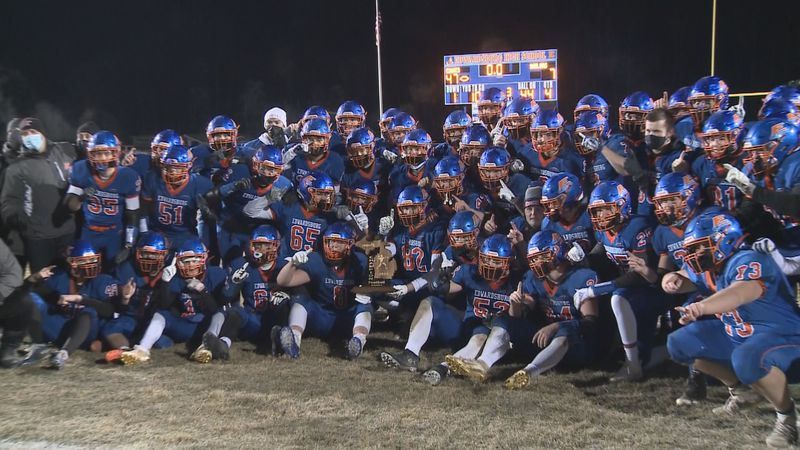 The Edwardsburg Eddies won their fourth regional title in five years defeating South Christian...
