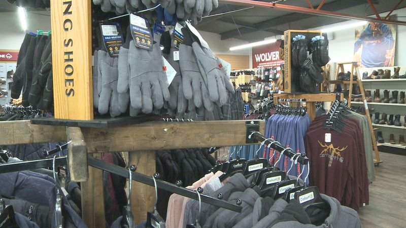 Workmans Warehouse in Elkhart is celebrating its grand reopening at its new location.